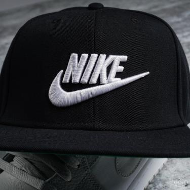 Nón Nike Futura Snapback In Black **