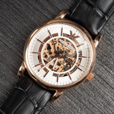 gioi-han-dong-ho-emporio-armani-watch-rose-gold-black-ar60007