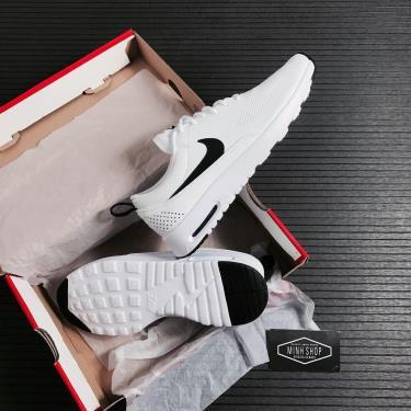 Hàng Chính Hãng Nike Air Max Thea White Black  2021**