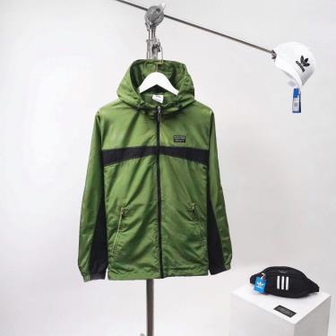 Hàng Chính Hãng Áo Khoác Jacket Adidas Dark Green/Black 2020**