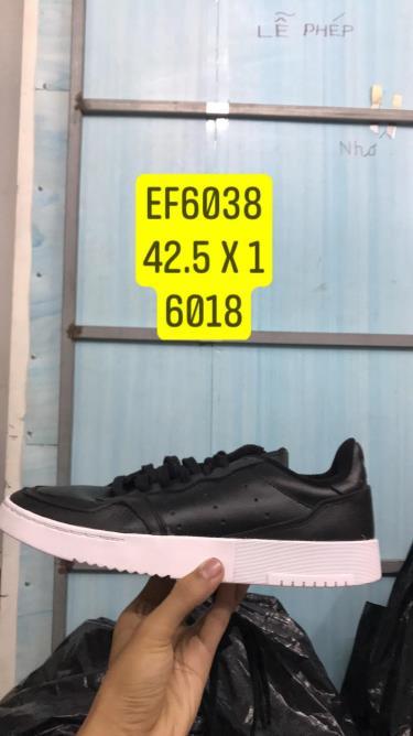 Hàng Chính Hãng Adidas Sneaker Black 2020