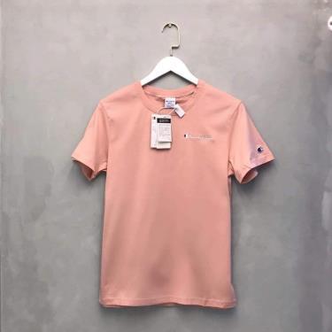 Hàng Chính Hãng Áo Thun Champion Raw Pink 2021**[A]