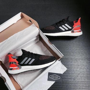 Giày Adidas Ultra Boost 6.0 Black/Grey/Orange [FV8322]