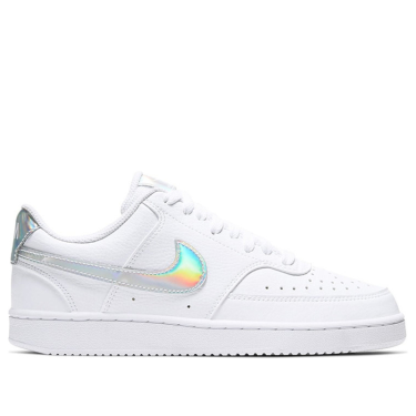 Hàng Chính Hãng Nike Court Vision Low White/Hologram 2020**