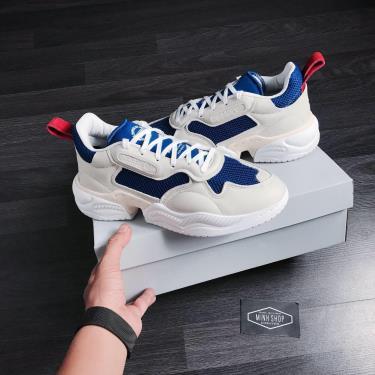 ''FLASH DEAL 50% '' Hàng Chính Hãng Adidas SuperCourt RX Light Grey/Blue 2020**