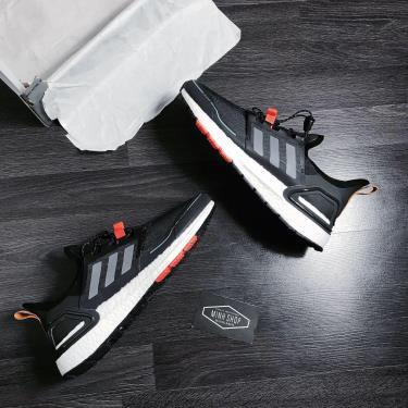 Hàng Chính Hãng Adidas Ultra Boost 6.0  Black/Orange 2020**