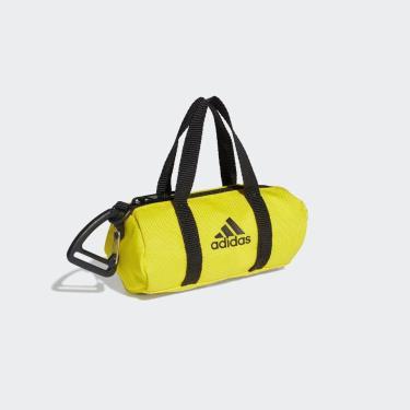 Hàng Chính Hãng Móc Khóa Adidas Tiny Duffel Bag Shock Yellow 2020**
