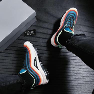 Hàng Chính Hãng Nike Air Max 97 Green Abyss Illusion Green 2021**