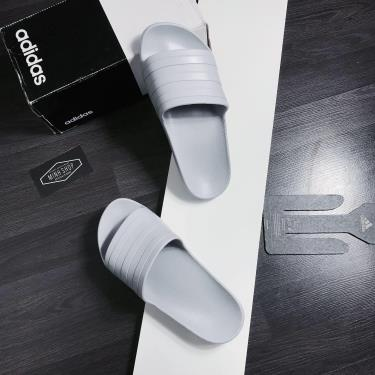Hàng Chính Hãng Dép Adidas Adilette Aqua Slides All Grey 2020**