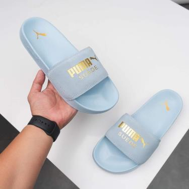 FLASH EVENT 70% OFF Today Dép Puma Suede Leadcat Sandals Baby Blue  YYY **2020**