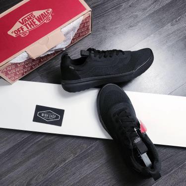 Hàng Chính Hãng Vans UltraCush All Black 2019**
