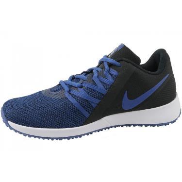 Hàng Chính Hãng Nike Varsity Compete Trainer Black/Blue 2020***