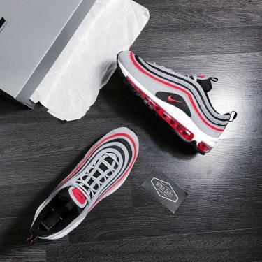 GIẢM SIZE #SALE Nike Air Max 97 Dark Grey/Solar Red  [921522-025] ÁP DỤNG CK