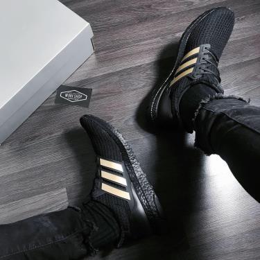 """Hàng Chính Hãng  Adidas Ultraboost 4.0 DNA """"Black Gold"""" 2020**"""