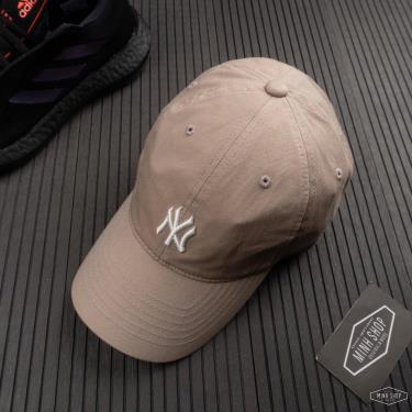 Nón MLB Rookie Ball New York Yankees TAN BEST SELLER