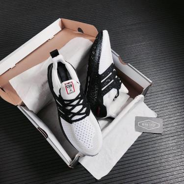 65% SALE UB Hàng Chính Hãng Adidas Ultra Boost DNA CTY Jakarta White /Black 2021**