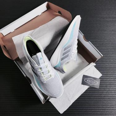 Hàng Chính Hãng Adidas Fluidflow Cloud White / Matte Silver 2021**