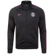 Hàng Chính Hãng Áo Khoác Jacket Nike Paris Saint Germain Training Black Pink 2021**