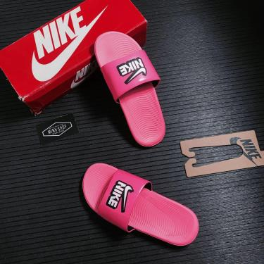 Hàng Chính Hãng Dép Nike Kawa Slide Pink/White 2021** [DD3242 600]